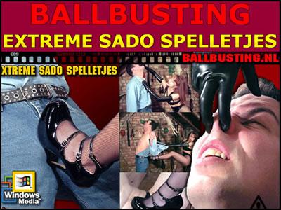 Ballbusting