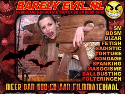 Barely evil