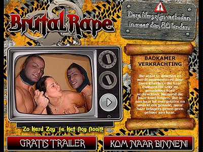 Brutal rape