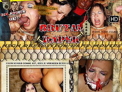 Brutal raper