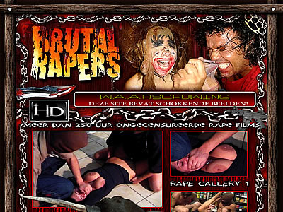 Brutal rapers