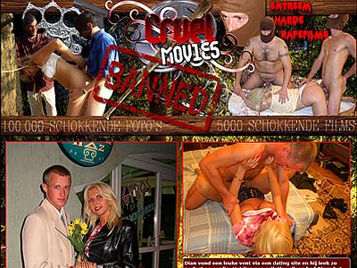 Schokkende rape sexfilms
