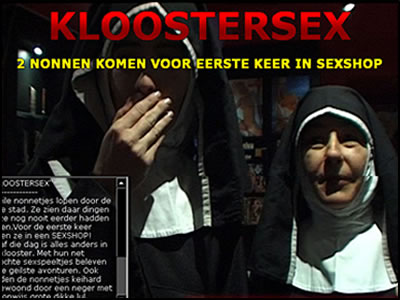 Kloostersex