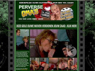 Perverse oma's