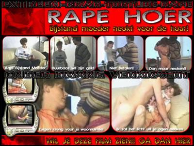 Bijstand moedertje wordt bruut verkracht door haar huurbaas!! Ze moet neuken onder dwang.